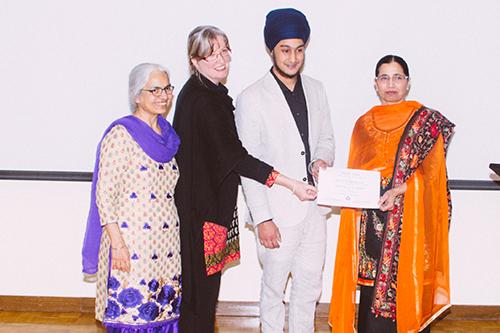 2016 Harjit Kaur Sidhu Memorial Program 1